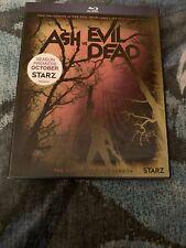 Ash vs Evil Dead: Season 1 (Blu-ray Disc, 2016, 2-Disc Set)