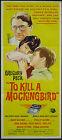 To Kill a Mockingbird - original daybill