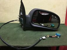 2006 - 2009 Chevrolet Envoy Trailblazer RH PASSENGER side power door mirror Used