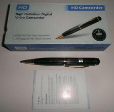 Stylo caméra espion HD 1280x720 ,1 megapixel  avec carte SD 32 GB