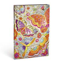 Paperblanks Flexi Flutterbyes Notebooks in Ultra/Midi Ruled
