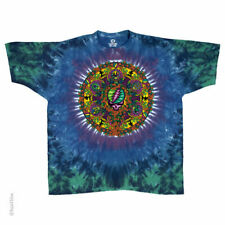 Dead Stock 2000 GRATEFUL DEAD Celtic Mandala Tie Dye T Shirt 5xl New in the bag