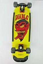 Vintage Variflex NOS Diablo Skateboard Old School 80s Santa Cruz 29x9