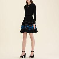 Maje Rafa Skater Dress, Size 1