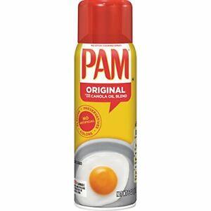 PAM Original Canola Oil Non-Stick Cooking Spray, 6 oz.