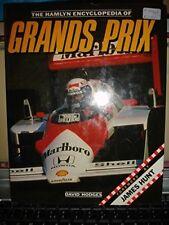The Hamlyn Encyclopedia of Grand Prix, Hodges, David, Very Good Book