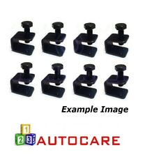 Mudflap Clamps & Bolts For VW Caddy Golf Lupo Bora Passat Polo Camper Up