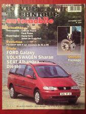 Revue Technique Automobile FORD Galaxy VOLKSWAGEN Sharan SEAT Alhambra Diesel
