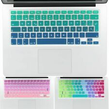 Waterproof Keyboard Cover Spanish English Russian For Macbook Air 13 Protector