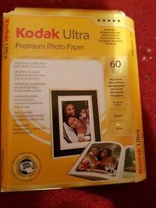 Kodak Ultra Photo Paper