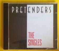 Pretenders The Singles CD NEW SEALED Brass In Pocket/Kid/Stop Your Sobbing+
