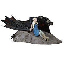 Gioco di troni Daenerys e Drogon 9-inch Mini Statua da Dark Horse