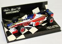 Minichamps 1/43 Scale 430 99022 BAR 01 Supertec J Villeneuve 1999 Diecast F1 Car