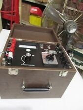 MULTI AMP THE STATES COMPANY PA-2505 TEST EQUIPMENT