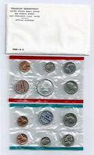 1968 Mint Set uncirculated 10 U.S. coin set 40% Silver Half Dollar