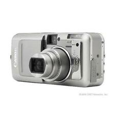 Canon PowerShot S60 Digital Camera - Silver