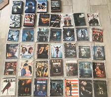 New listing Lot Of 39 Movies Dvd's Action Drama Comedy