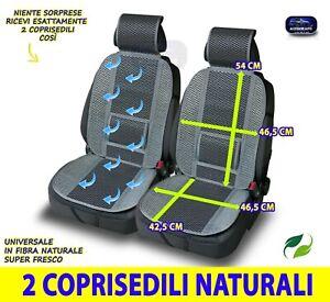 Coprisedili Audi A4 Schienali copri sedile universali anteriori set sedili set 2