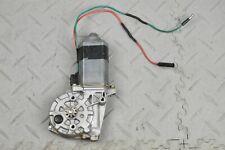 HEAVY DUTY REBUILT JAGUAR XJS N/S LH WINDOW REGULATOR MOTOR CONVERTIBLE JLM11003