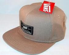 NWT Licensed Vans Canvas Patch Retro 1966 Skater Logo Snapback Hat    LAST ONES!