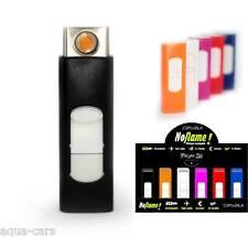 Briquet USB Fuschia Ecologique Rechargeable Par Prise USB