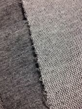 "Vintage Grey Suiting Apparel Fabric Material 2 yds 60"" w"