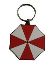 Resident Evil Schlüsselanhänger - Umbrella Corporation - Gummi Rubber Keychain