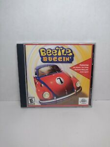 Beetle Buggin' (PC CD-ROM, 2000, InfoGames) Windows 95/98 -- Mint Disc