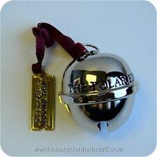 Hallmark 2007 POLAR EXPRESS Santa's Sleigh Bell - Dated 2007 - Mint in Box