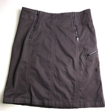 Athleta Purple Straight Pencil Skirt Size 2