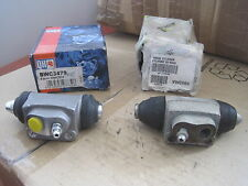 ROVER 200,400 SERIES HONDA CIVIC, CONCERTO REAR BRAKE WHEEL CYLINDER X2