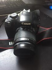 """Canon T3 Camera: Perfect condition, bag and memory card included"""""""