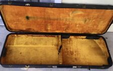 Original 1968 Gibson Les Paul Gold Top case: Extremely Rare!