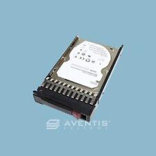 """New HP ProLiant DL360 G7, DL380 G7 146GB 10K SAS 2.5"""" Hard Drive / 1 YR Warranty"""