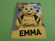Borussia Dortmund Autogrammkarte EMMA, Saison 2018/2019