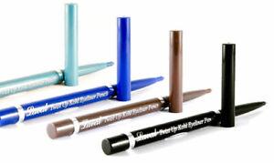Laval Twist Up Retractable Kohl Eyeliner Pencil Waterproof Black Brown Blue