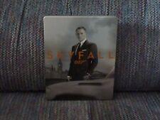 James Bond 007 - SKYFALL (2015, Daniel Craig) REGION FREE Blu-Ray with STEELBOOK
