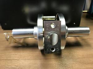Corbin Russwin Cylindrical Lockset, CL3651 NZD 626, Entrance Function, Grade 1,