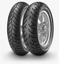 Coppia Gomme Moto Metzeler 120/70 R15 56H + 160/60 R15 67H FeelFree Yamaha Tmax