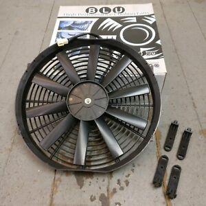 2013 Chevrolet Orlando 14 Inch Performance Radiator Fan cooling s blade gpi 12v