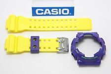 CASIO GA-110HC-6A G-Shock Hyper Crazy Colors BAND & BEZEL Combo GA-110 GA-110HC