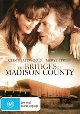 Bridges of Madison County  - DVD - NEW Region 4