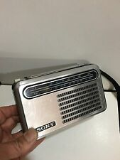 VINTAGE RADIO MODEL SONY 2 BANDS  MW(-AM)  -FM 1960S-1970s