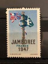 cinderella France Frankreich Scouting Jamboree Bickert Delrieu 1947