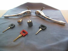 Porsche 911 912E Carrera 930 964 Lock Rekey Repair Restoration Svc. Estimate
