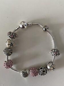 Armband Pandora Charms Kein Silber?