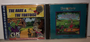 The Hare & The Tortoise PC Game & User Guide