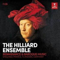 The Hilliard Ensemble - Hilliard Ensemble - Renaissance and Baroque Music (1 CD)