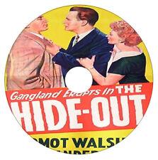 The Hideout - Dermot Walsh - British, Noir - DVD - 1956