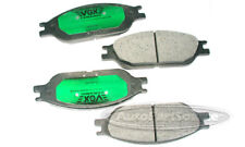 Disc Brake Pad Set-Ceramic Pads Front Autopartsource fits 99-03 Ford Windstar